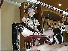 The Femdom Chair