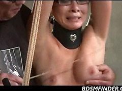 Flogged And Toyed In Glasses