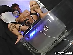 Electric Asian Orgasm