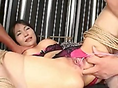 Japanese bdsm tied up girl vol.1 1-2