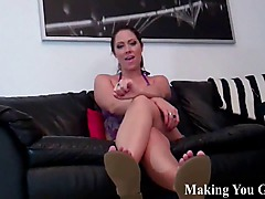 Get ready to suck your first cock