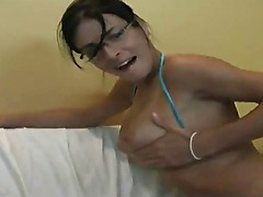 Funny Small Oriental Penis Humiliation by Hazel Blonde