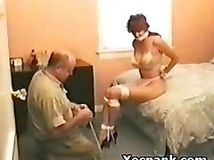 Bdsm Bitch Spanked And Abused