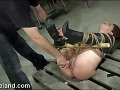 Wasteland Bondage Sex Movie - All Sparkles 2 (Pt 1)