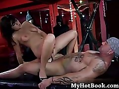 In this BDSM hardcore scene youll be watching t