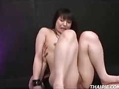 Screaming Asian Teen Rough Fucked And Creampied