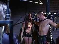 Fetish Whore Dominates Couple - Jenna