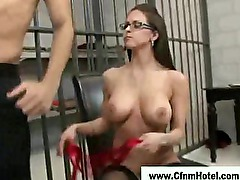 Cfnm babes get some cbt going on