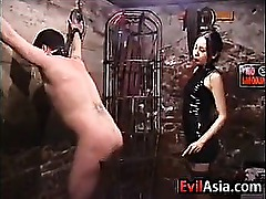 Two Asian Dominatrices Compilation