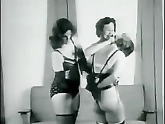HUMAN PONY FETISH- VINTAGE